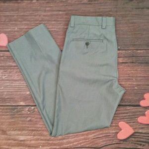 Men's Calvin Klein grey slacks 30X30